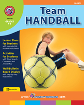 Team Handball Gr. 4-6 - print book