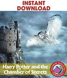 Harry Potter and the Chamber of Secrets (Novel Study) Gr. 4-8 - eBook