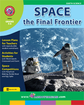 Space: The Final Frontier Gr. 4-6 - print book