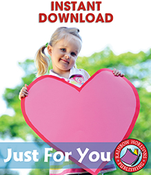 Just For You Gr. PK-1 - eBook