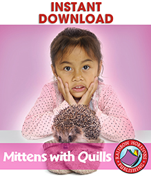 Mittens With Quills Gr. K-2 - eBook