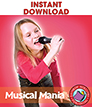 Musical Mania Gr. 6-8 - eBook