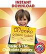 Charlie & The Chocolate Factory (Novel Study) Gr. 4-7 - eBook