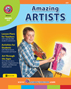 Amazing Artists Gr. 6-8 - print book