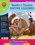 Reader's Theatre: Native Legends Gr. 4-6 - print book