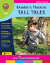 Reader's Theatre: Tall Tales Gr. 4-6 - print book