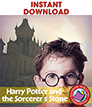 Harry Potter and the Sorcerer's Stone (Novel Study) Gr. 4-8 - eBook