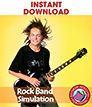 Rock Band Simulation Gr. 4-6 - eBook