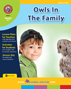 Owls In The Family (Novel Study) Gr. 4-7 - print book