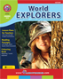 World Explorers Gr. 4-6 - print book