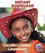 Canadian Country Countdown Gr. 4-6 - eBook