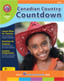 Canadian Country Countdown Gr. 4-6 - print book