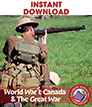 World War I: Canada & The Great War Gr. 7-9 - eBook