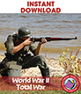 World War II: Total War Gr. 7-9 - eBook