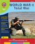 World War II: Total War Gr. 7-9 - print book