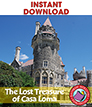 The Lost Treasure of Casa Loma (Novel Study) Gr. 6-8 - eBook