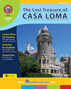 The Lost Treasure of Casa Loma (Novel Study) Gr. 6-8 - print book