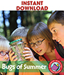 Bugs Of Summer Gr. 1-2 - eBook