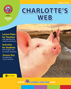 Charlotte's Web (Novel Study) Gr. 3-4 - print book