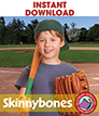 Skinnybones (Novel Study) Gr. 3-4 - eBook