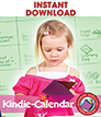 Kindie-Calendar Gr. PK-1 - eBook