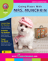 Going Places With Mrs. Munchkin Gr. K-1 - print book