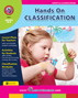 Hands On Classification Gr. PK-K - print book