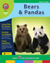 Bears and Pandas Gr. 1-2 - print book