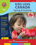 Kids Love Canada: Spring & Summer Gr. K-2 - print book