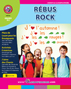 Rébus Rock (French) Gr. K-2 - print book
