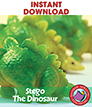 Stego the Dinosaur Gr. K-2 - eBook