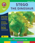 Stego the Dinosaur Gr. K-2 - print book