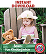 Bears For Kindergarten Gr. K-1 - eBook