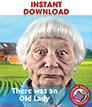 Big Book: There Was An Old Lady Gr. K-3 - eBook