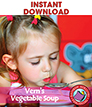 Vern's Vegetable Soup Gr. K-2 - eBook