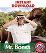 Mr. Bones Gr. K-2 - eBook
