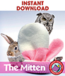 The Mitten (Novel Study) Gr. K-1 - eBook