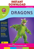 Dragons Gr. K-1 - eBook
