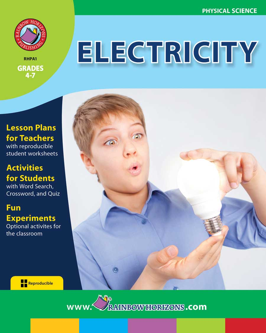 Electricity Gr. 4-7 - print book