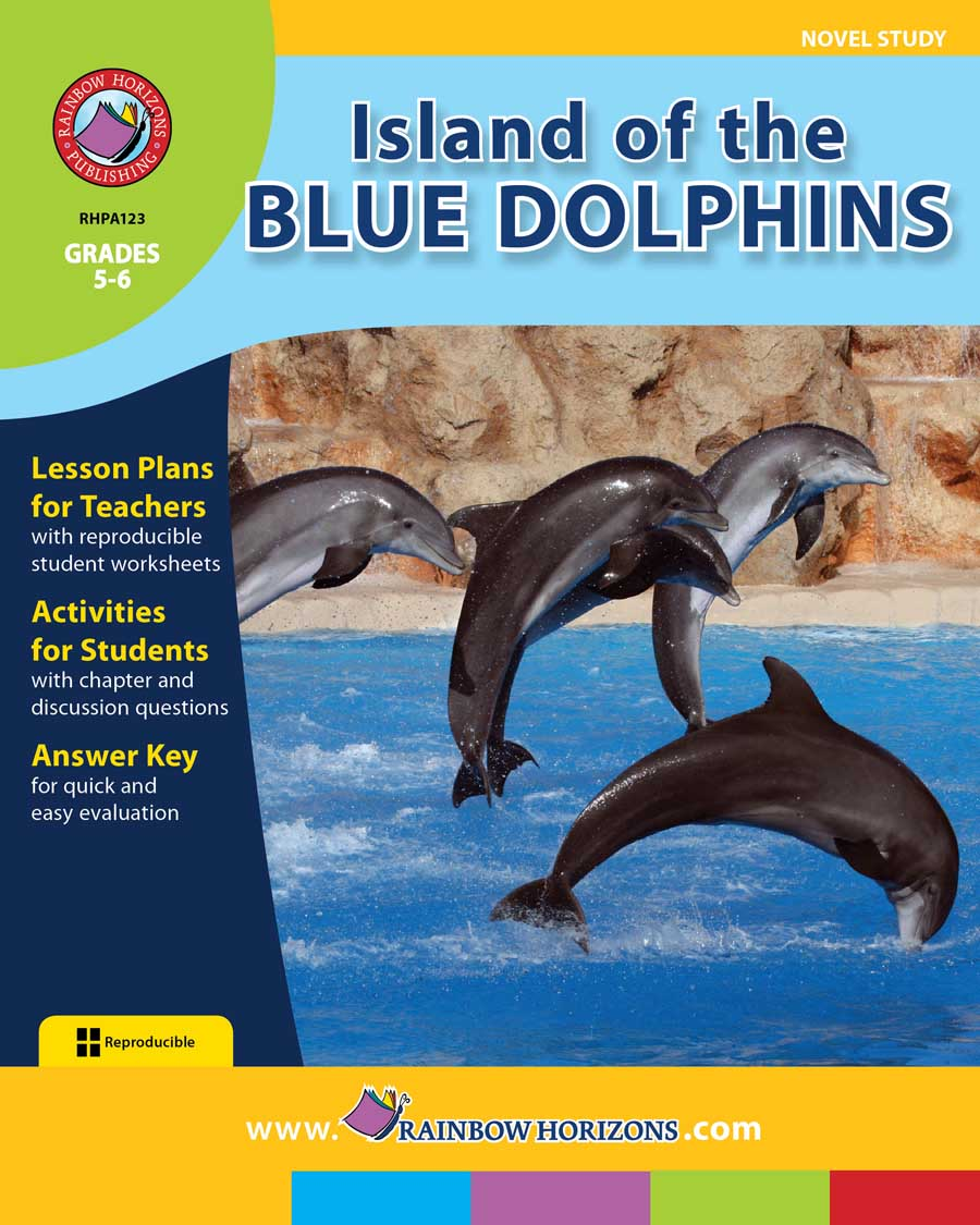 Island of the Blue Dolphins (Novel Study) - Grades 5 to 6 - Print ...