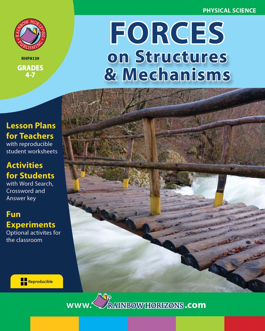 Forces On Structures Gr. 4-7 - print book