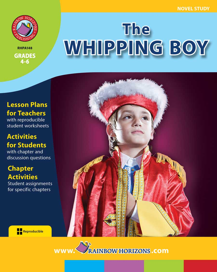 The Whipping Boy (Novel Study) Gr. 5-6 - print book