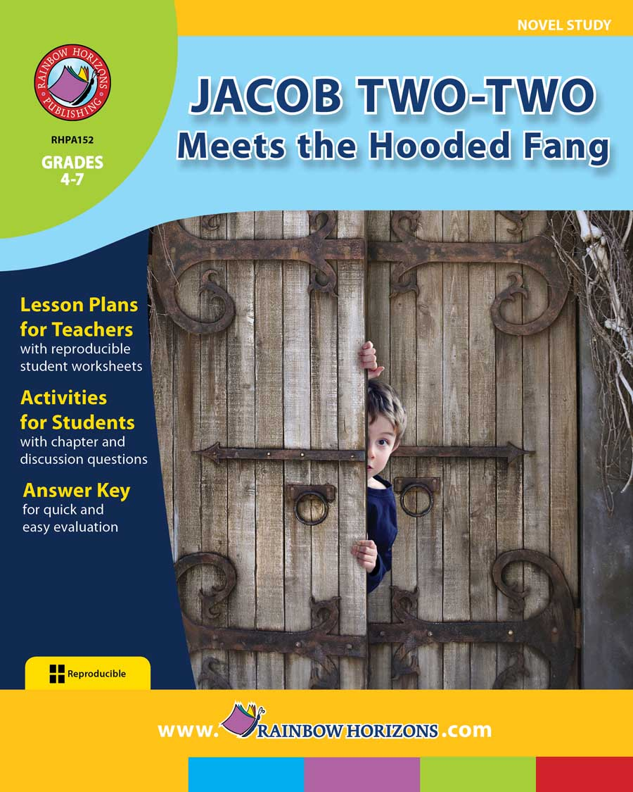 Jacob Two-Two Meets the Hooded Fang (Novel Study) Gr. 4-7 - print book