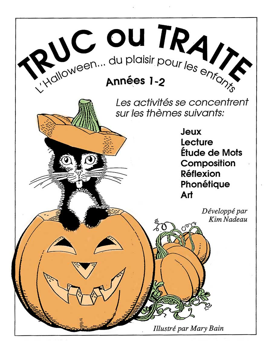 TRUC OU TRAITE Gr. 1-2 - eBook