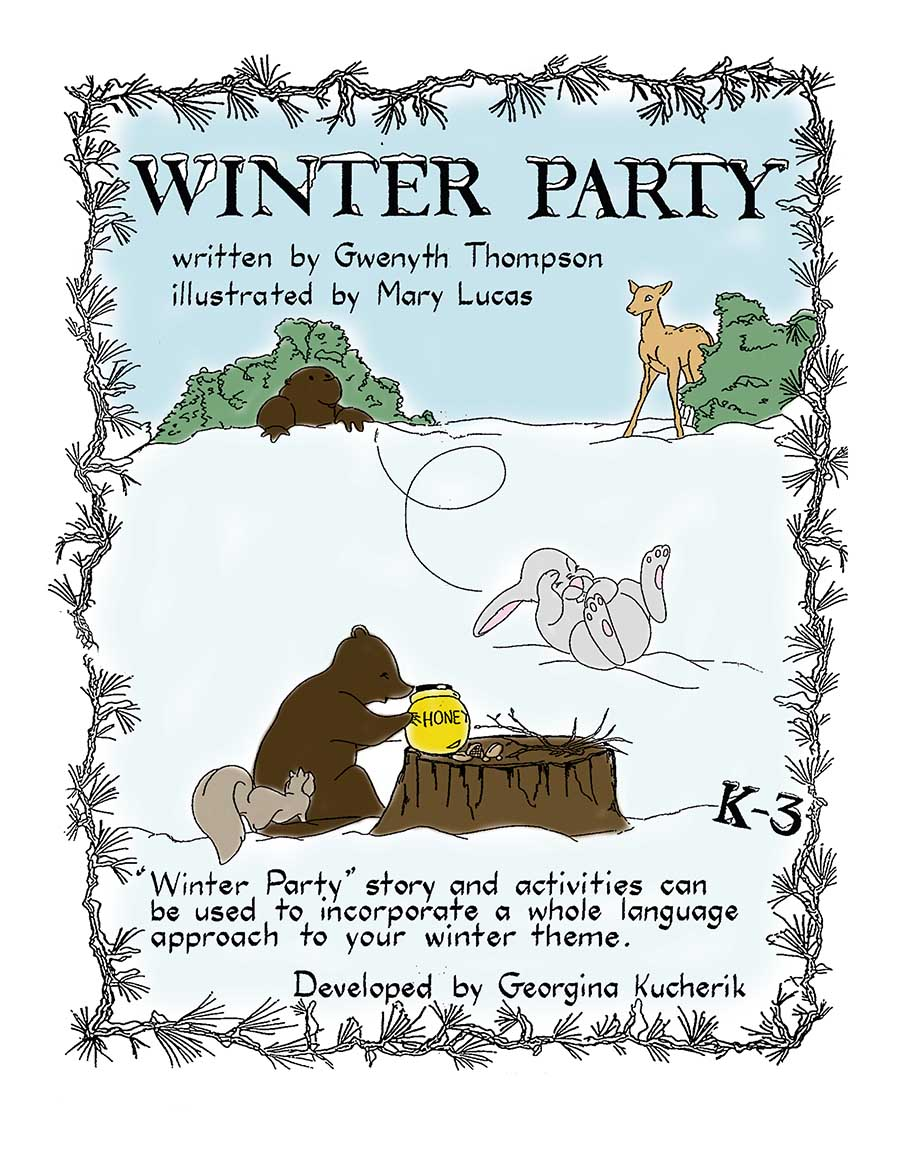 WINTER  PARTY Gr. K-3 - eBook