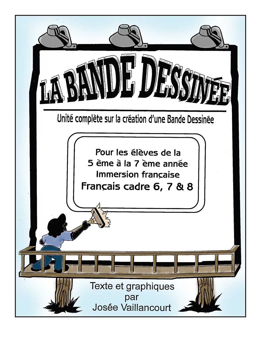 LA BANDE DESSINÉE Gr. 5-7 - eBook