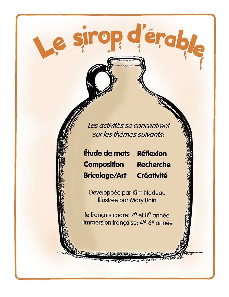 LE SIROP D'ÉRABLE Gr. 4-6 - eBook