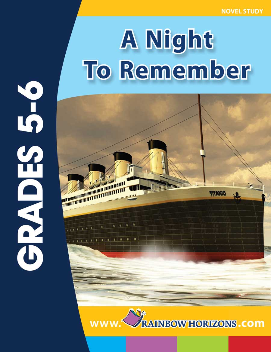French education novel studies a night to remember novel studyorder ra147isbn13 grades 5 6price 000view details ibookread Read Online