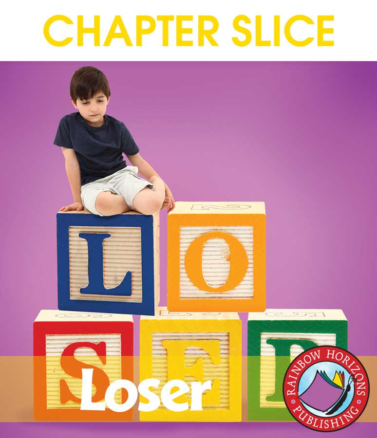 Loser (Novel Study) Gr. 4-7 - CHAPTER SLICE - eBook