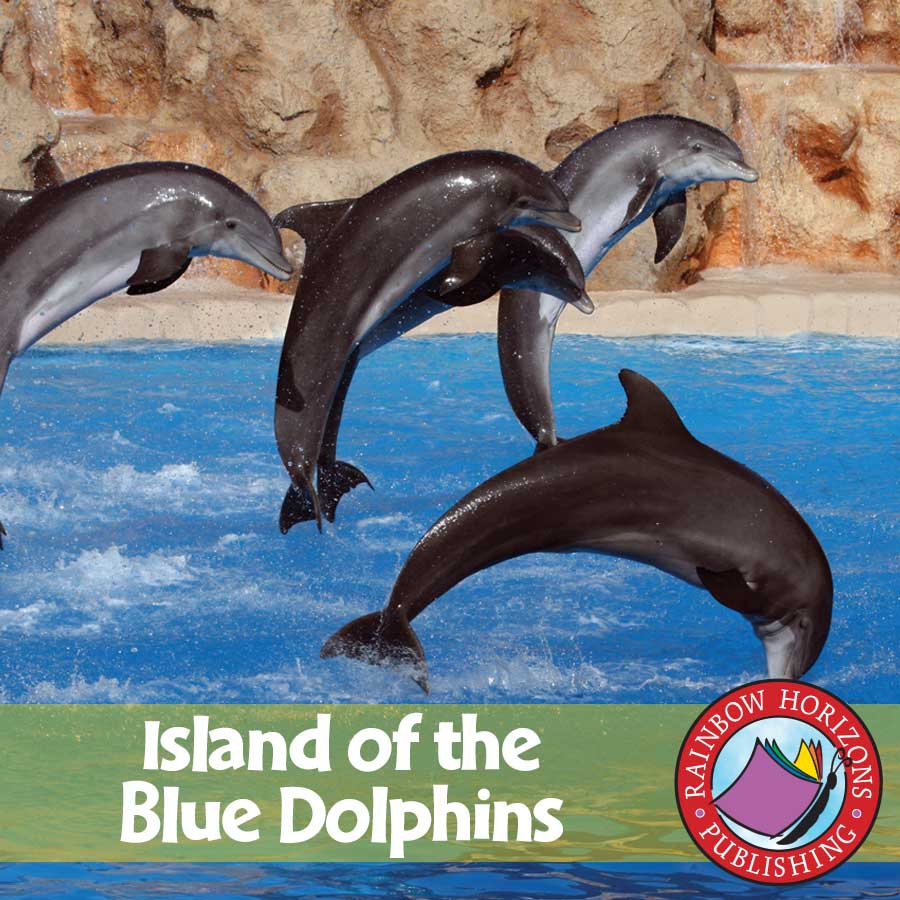 Island of the Blue Dolphins (Novel Study) Gr. 5-6 - eBook